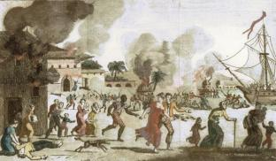 Haiti slave rebellion