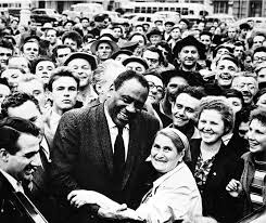 Paul Robeson in USSR