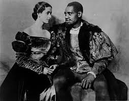 Paul Robeson Othello