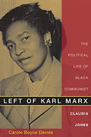 claudia jones book cover