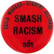 sds anti racism