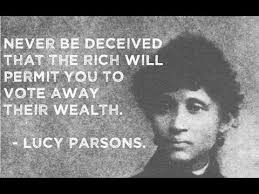 Lucy Parsons Voting