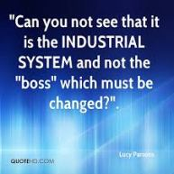 LucyParsons quote on the system