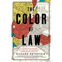 color of law book