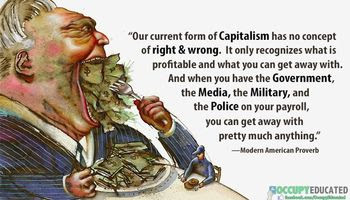 greedy-capitalist-eating-money